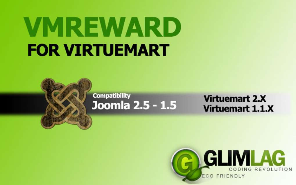 VMReward for Virtuemart