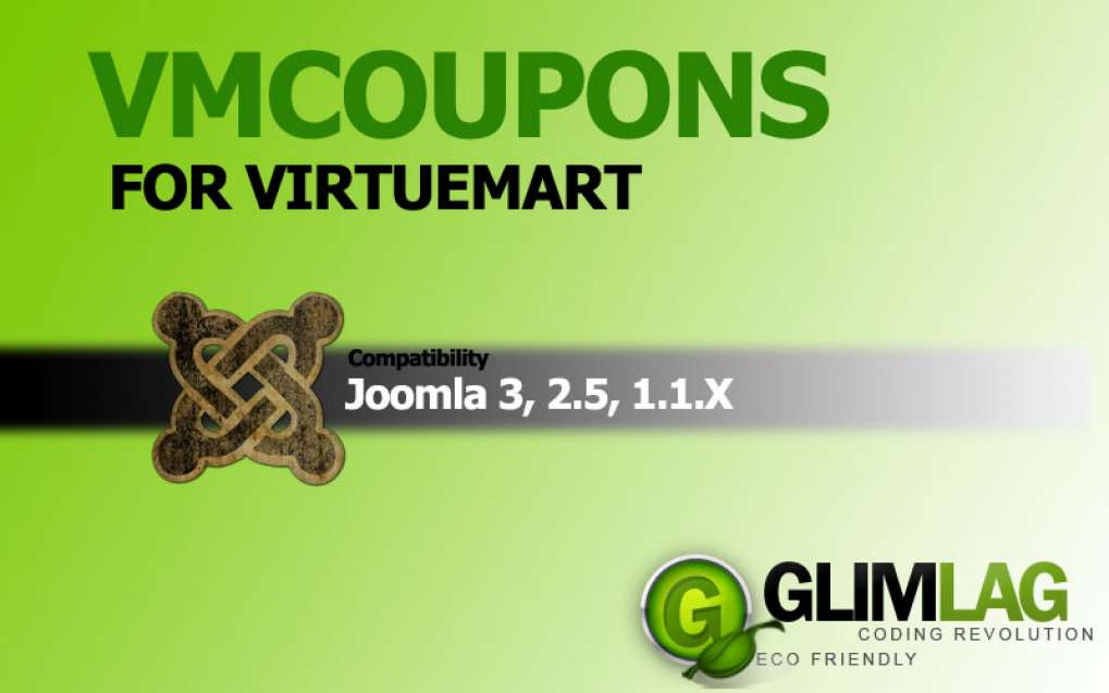 VMCoupons For Virtuemart