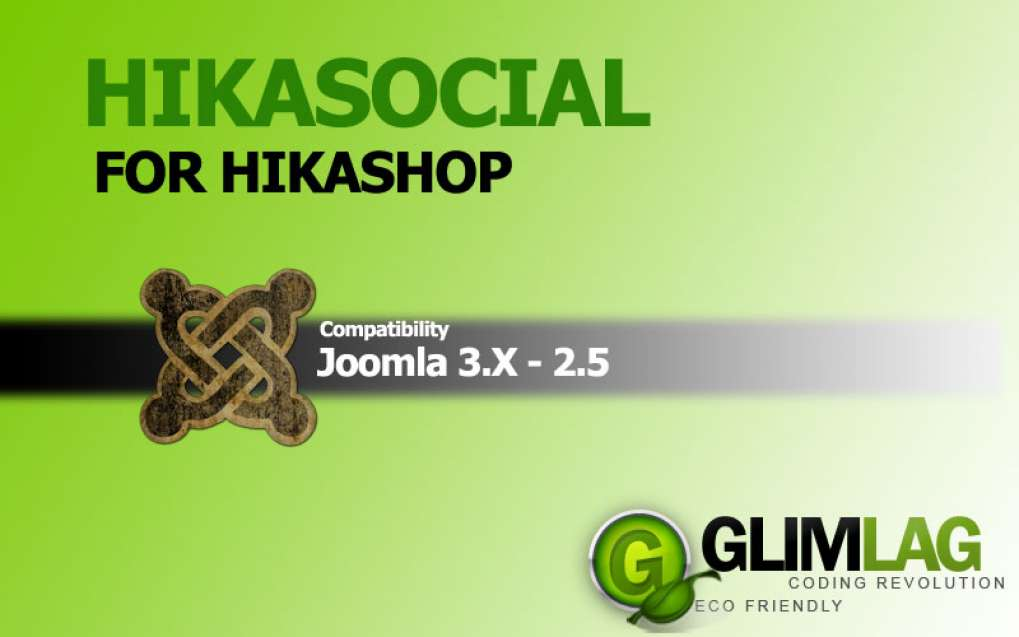 Hikasocial for Hikashop