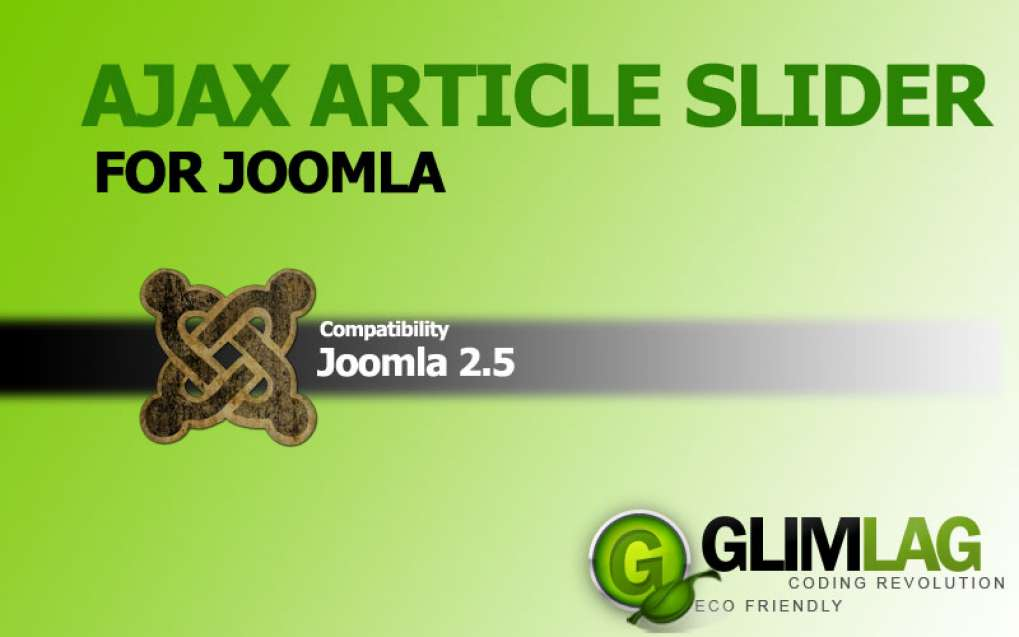 Ajax Article Slider for Joomla