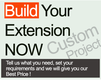 Build Your Extension