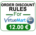 Order Discount Rules Icon